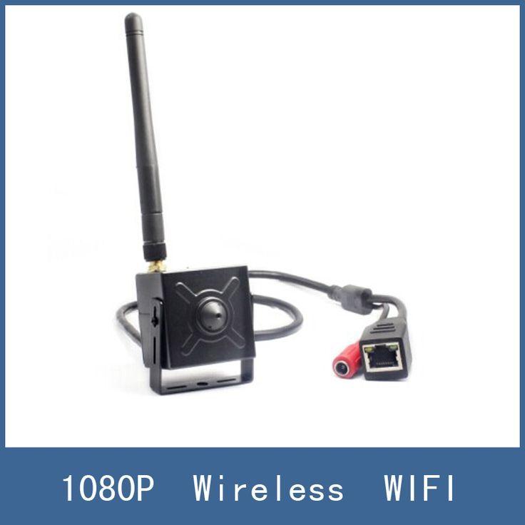 "(42.12$)  Buy here - http://ai4w5.worlditems.win/all/product.php?id=32798482156 - ""1080P HD Mini Wireless H.264 WIFI IP Camera , 1/2.8"""" SONY Hi3516C+IMX322 + 3.7mm Pinhole Lens + P2P Onvif"""