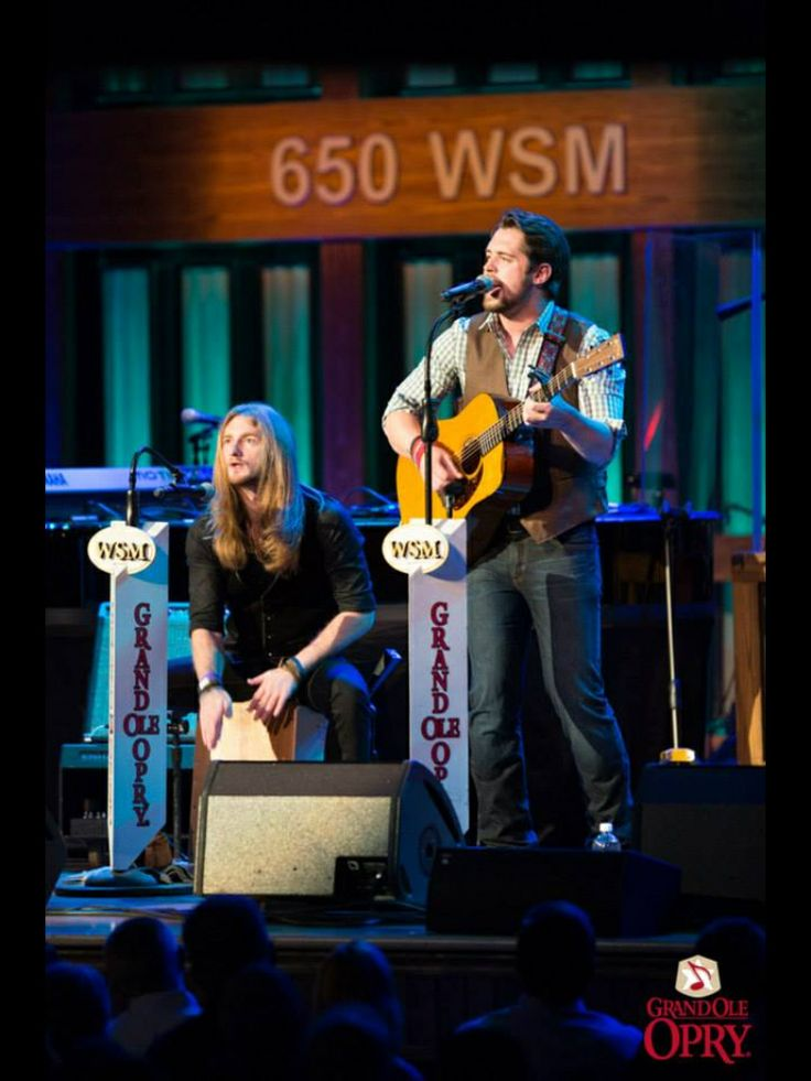 Sundy Best At Grand Ole Opry