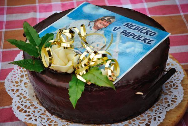 Recept: Orechovo-rumová torta | Nebíčko v papuľke