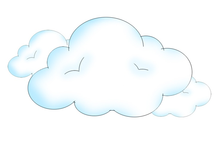 Line Drawing Clouds : How to draw clouds in steps drawing and etc pinterest