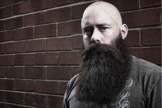 Best 25 beard bald ideas on pinterest goatee without for Why did lou leave tattoo fixers
