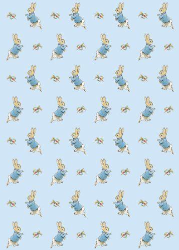 Beatrix Potter Peter Rabbit Blatt Geschenkpapier und Geschenk-Umbau: Amazon.de: Küche & Haushalt