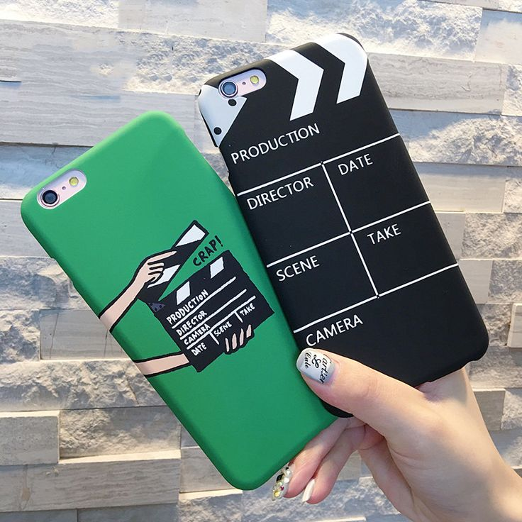 Fashion Cool Case For Iphone 5 5S SE 6 6S 7 7 Plus Hard Matte Cover Movie pallets Pattern Phone Back Cover Coque YC1944