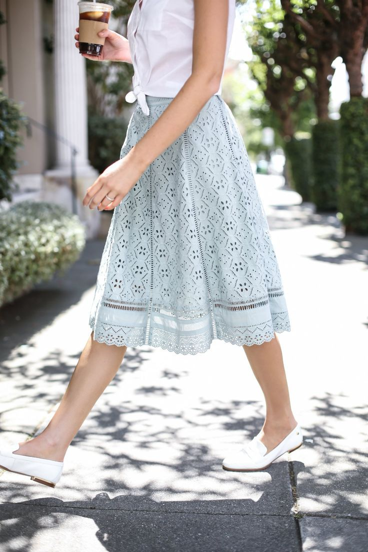 225 best Lace Skirts images on Pinterest | Lace skirt, Business ...