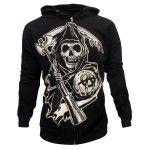 Sons of Anarchy Grim Reaper Hoodie #SOAFX