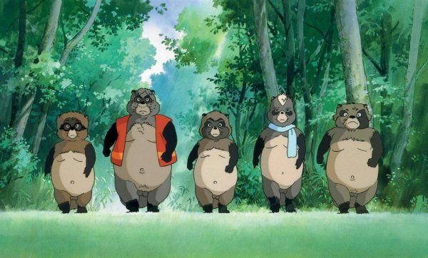 Intercontinental Video Sets Hong Kong 'Pom Poko' English Subtitled Blu-ray Anime Release