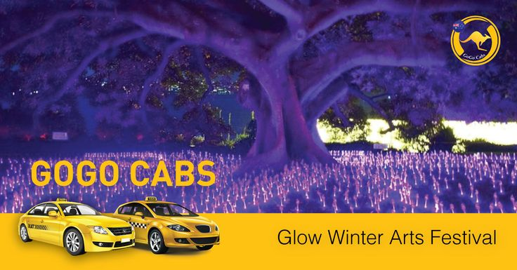 The winter darkness is spectacularly illuminated during the Glow Winter Arts Festival, across the City of Stonnington, from twilight until after-dark. Book your GoGo Cab. https://gogocabs.com.au  Event Details Chapel off Chapel, 12 Little Chapel Street, Prahran, Victoria Saturday 12 August 2017 – Sunday 20 August 2017 6:00pm – 10:00pm.