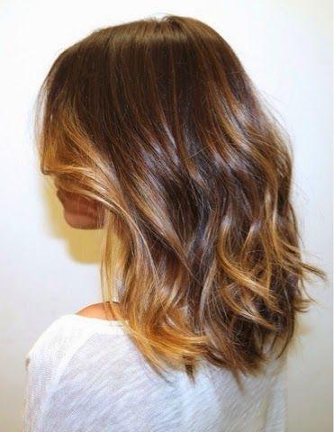Perchè i miei capelli, stessa lunghezza, stesso colore NON SONO COSI?