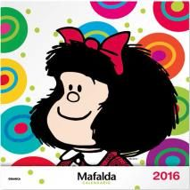 Calendario 2016 Mafalda
