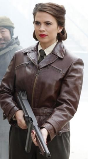 Peggy Carter / Hayley Atwell (Captain America: The First Avenger)