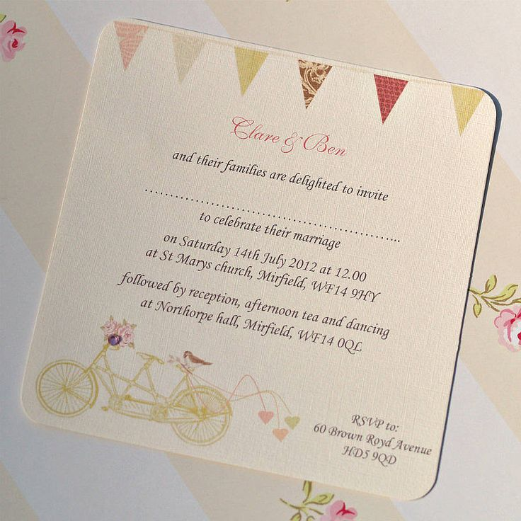 how to write muslim wedding invitation card%0A Made For Two Wedding Invitation Cards