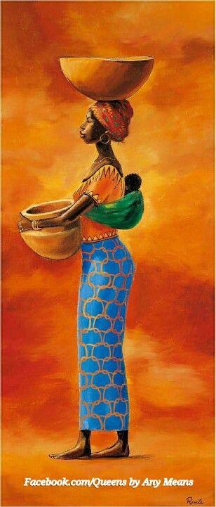 African. AfricanArt.