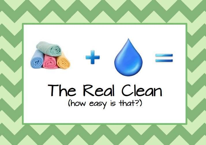 how to clean a norwex enviro cloth