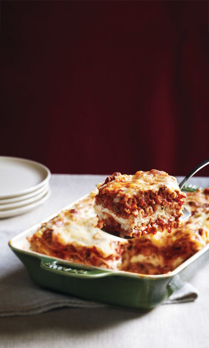 Classic Lasagna - Canadian Living's 25 most popular recipes of all time