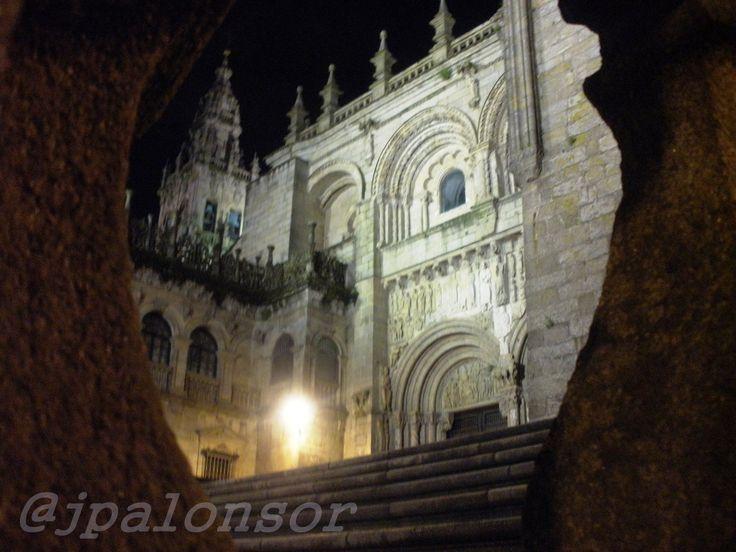Puerta de Platerias, Compostela