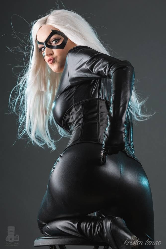 Character: Black Cat (Felicia Hardy) / From: MARVEL Comics 'The Amazing Spider-Man' / Cosplayer: Kristen Lanae (aka xXPrettyWhenUCry) / Photo: David Love Photography (truefd) (2016)