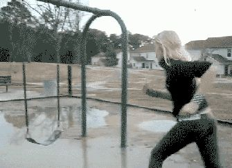 33 GIFs Of Girls Who Just Can't...