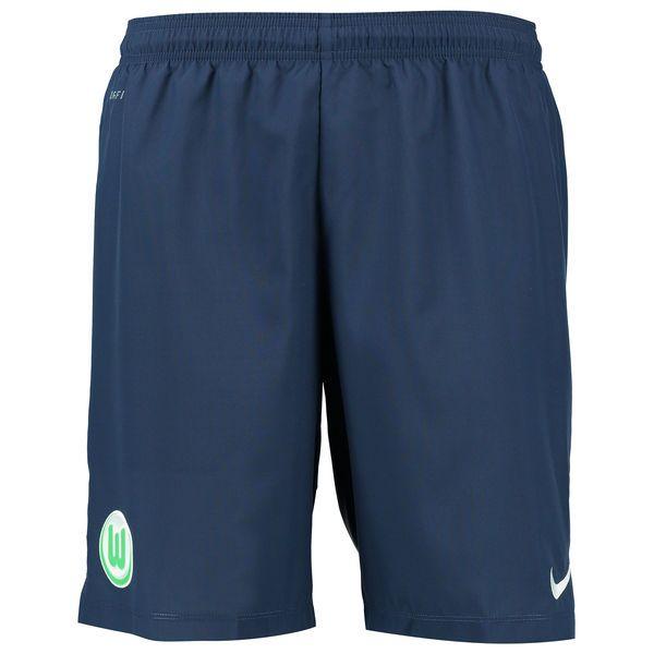 VfL Wolfsburg Nike 2016/17 Third Performance Shorts - Navy - $44.99
