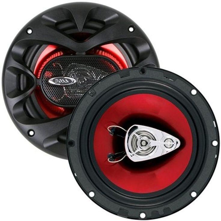 Boss Car Audio Chaos Series 6.5-Inch 3 Way Speaker 300W #BossAudio