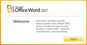 How to Translate MS #Word 2003 commands into Word 2007 and Word 2010 equivalents -- MS Office Word 2003-2007 emulator