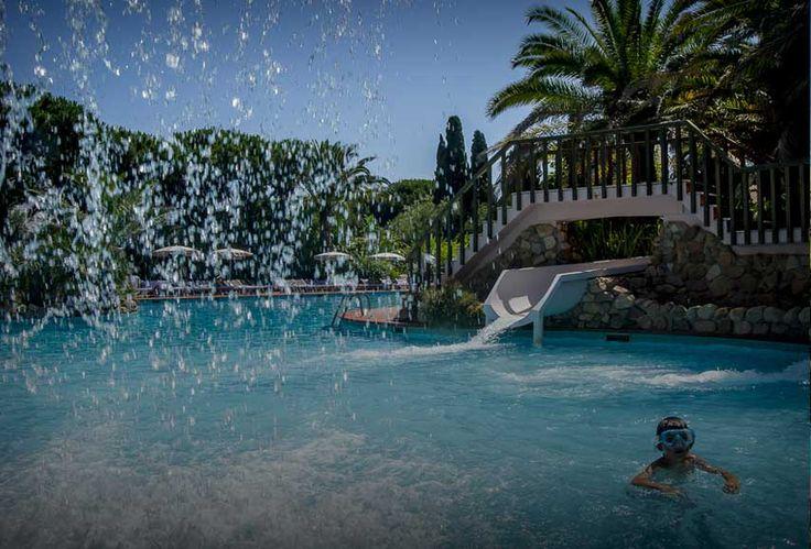 Pools, Forte Village Resort