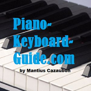 The 25 best piano keys labeled ideas on pinterest labeled piano how to label a 54 or 61 key keyboard ccuart Choice Image