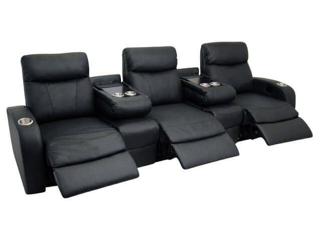 Seatcraft Rialto Flip Arm Theater Seats