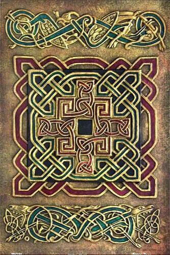 146 Best Images About Calligraphy Celtic Cadel On Pinterest