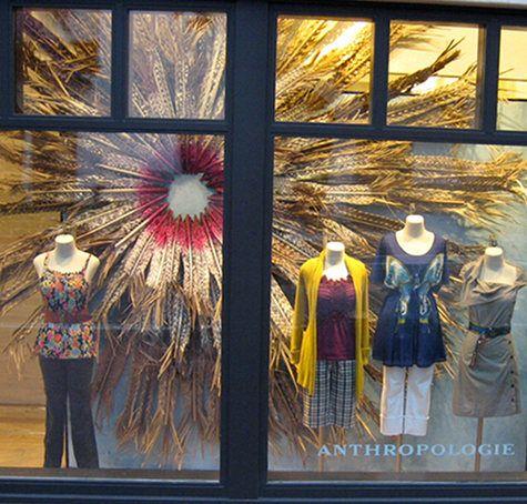 Anthropologie Window Display Jellyfish