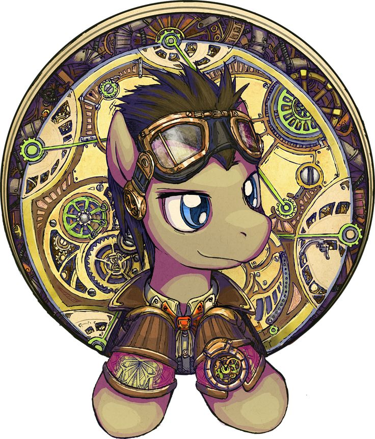 MLP Doctor Whooves Timelord