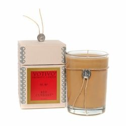 Red Currant Aromatic Jar Votivo Candle | Aromatic Collection Jars Votivo Candle