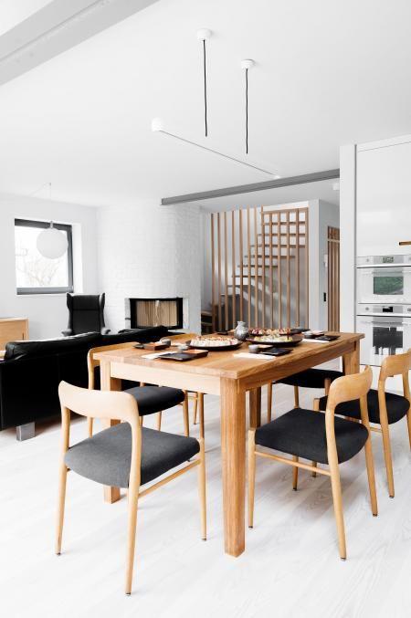 Dining Kitchen Loft Szczecin Karolina Bak Home Life