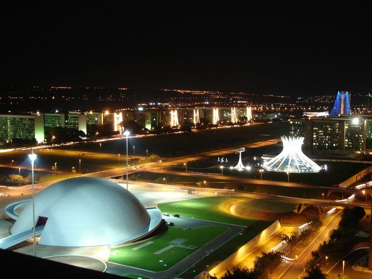 Pontos turísticos em Brasília – Viajar Pelo Mundo