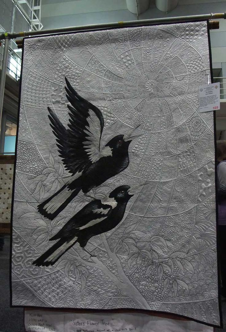 156 Best Images About I Love Crow Quilts On Pinterest