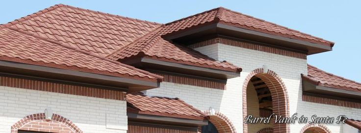 10 best images about spanish roof tiles on pinterest for Metal roof that looks like spanish tile