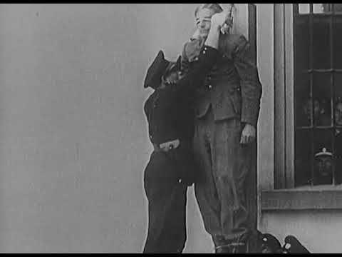 Hinrichtung Kriegsverbrecher Video