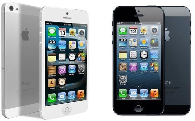 Apple IPhone 5 16GB Or 32GB Smartphone (GSM Unlocked) (Refurbished)
