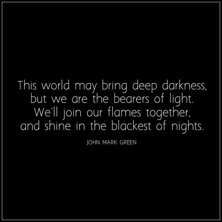Written by poet John Mark Green for Abbotsford B.C. - Overcoming senseless tragedy. #johnmarkgreen #quotes #inspirationalquotes #BC #Abbotsford #tragedy #healing