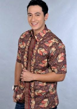Batik fashion for men