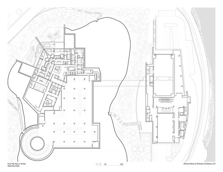 Gallery of Seamarq Hotel / Richard Meier & Partners - 12