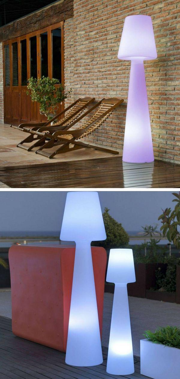 34 Idees Pour Eclairer Le Jardin Le Balcon Ou La Terrasse Eclairage Exterieur Terrasse Eclairage Piscine Eclairage Terrasse