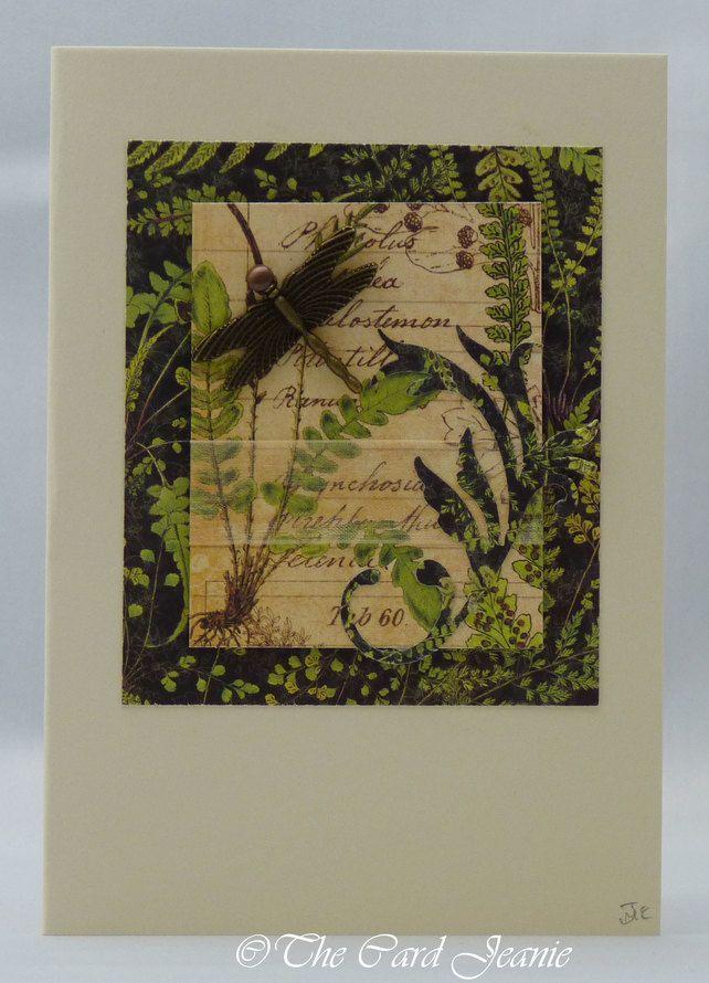 Handmade Card - A walk in the Woods £2.50