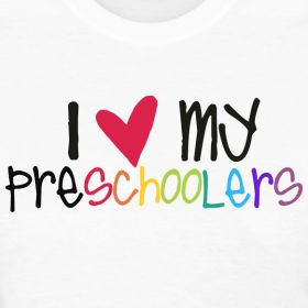 my preschoolers | Teacher T-Shirts