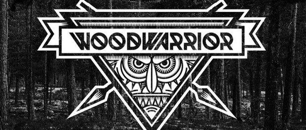 Woodwarrior Typeface