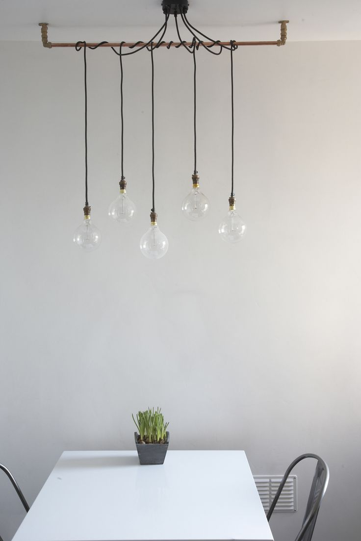 lumire dcalage simple lighting detail urban cottage industries pendant lights filament bulbs - Glass Pendant Lighting