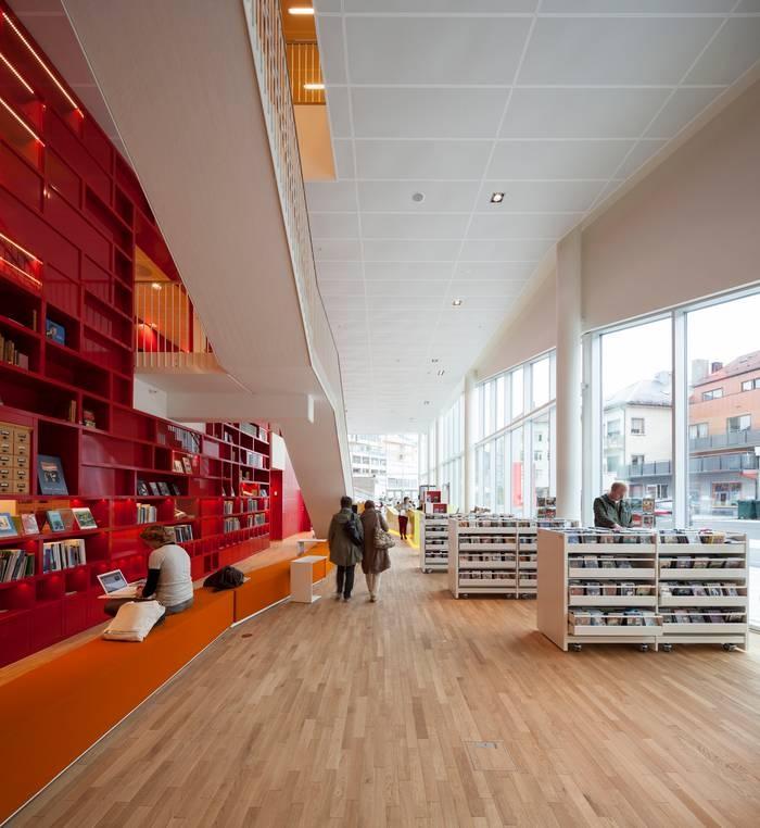 Molde Public Library (NO) BCI Design
