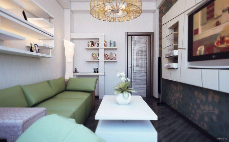Ultimate Interior Design In Small Living Room