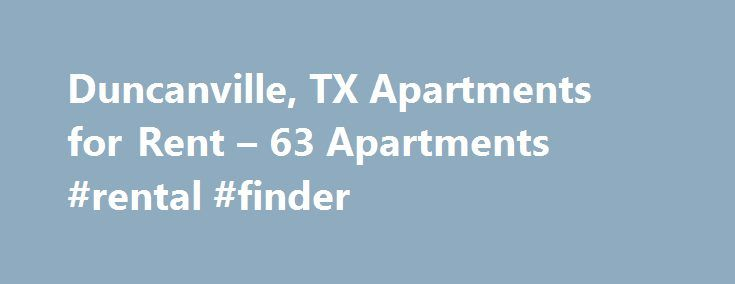 """Duncanville, TX Apartments for Rent – 63 Apartments #rental #finder http://apartment.remmont.com/duncanville-tx-apartments-for-rent-63-apartments-rental-finder/  #low rent apartments # Apartments for Rent in Duncanville, TX Overview of Duncanville Duncanville's official website calls this city """"the perfect blend for family, community and business,"""" and from just a simple glimpse into this city's many amenities, you can see why. With its central location just southwest of Dallas, a high…"""