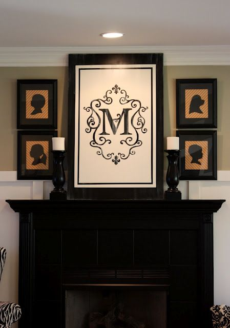 179 Best Images About Mantle Mania On Pinterest