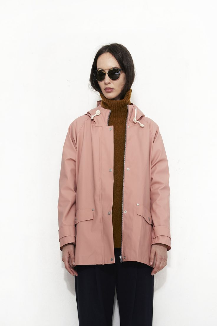 NORSE PROJECTS, Sus Raincoat, Rose Dawn |